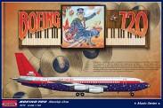 Roden 315 Boeing 720 Elton John 1974