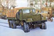 Roden 805 KrAZ-255B Truck