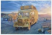 Roden 810 Opel 3.6-47 Blitz Omnibus Staffwagen