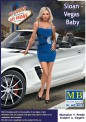 Master Box Ltd. MB24020 Dangerous Curves, Sloan - Vegas Baby