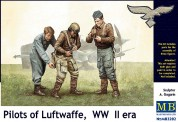 Master Box Ltd. MB3202 Pilots of Luftwaffe ,WWII era