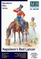 Master Box Ltd. MB3209 Napoleons Red Lancer