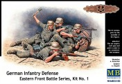 Master Box Ltd. MB35102 German Infantry ,Eastern Front WWII
