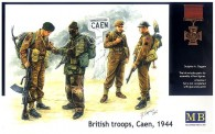 Master Box Ltd. MB3512 British Troops