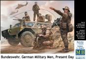 Master Box Ltd. MB35195 Bundeswehr German Military Men