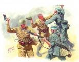 Master Box Ltd. MB3524 Hand-To-Hand-Fight 1941-42