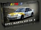 Belkits 008 Opel Manta 400 GR. B