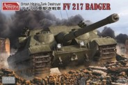 Belkits 35A034 FV 217 Badger British Heavy tank Destroy