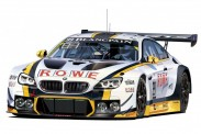 Belkits PN24001 BMW M6 GT3 24H SPA 2016 winner