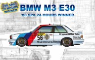 Belkits PN24017 BMW M3 E30  '88 Spa 24 Hours