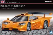Aoshima 00749 McLaren F1 GTR '97 Long-Tail