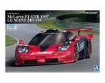 Aoshima 00751 McLaren F1 GTR 1997 Le Mans 24 H #44