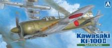 Aoshima 00870 Kawasaki Ki-100 II