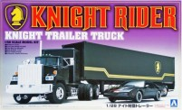 Aoshima 03066 Knight Rider Trailer Truck