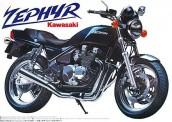 Aoshima 04149 ZEPHYR Kawasaki ZR400C4