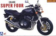 Aoshima 04215 CB400 Super Four