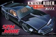 Aoshima 04355 Knight Rider Knight  K.I.T.T. SPM Mode