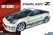 Aoshima 05364 Top Secret Z33 Fairlady Z '05 (Nissan)