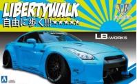 Aoshima 05402 Libertywalk - LB Works R35 GT-R Ver.1