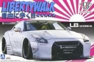 Aoshima 05403 Libertywalk - LB Works R35 GT-R Ver.2