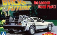 Aoshima 05475 Back To The Future Pullback  Part I