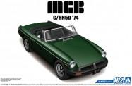 Aoshima 05686 MGB G/HN5D '74