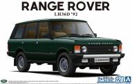 Aoshima 05796 Landrover LH36D Rangerover Classic 1992