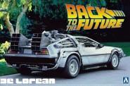 Aoshima 05916 De Lorean DMC Back to the Future 1