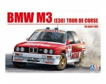 Aoshima B24016 BMW M3 (E30) Tour de Corse '89 105061