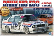 Aoshima B24019 1992 BMW M3 (E30) Sport Evolution II