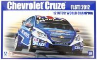 Aoshima BEE005 Chevrolet Cruze WTCC 2012