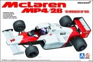 Aoshima BEEB20002 Mclaren MP4/2B '85 MONACO GP