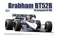Aoshima BEEB20004 Brabham BT52B 1983 European GP