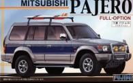 Fujimi 03797 Mitsubishi Pajero- Full Option