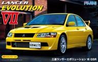 Fujimi 03920 Mitsubishi Lancer Evo 7