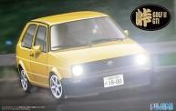 Fujimi 04602 VW Golf II GTI (1983-1992)