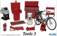 Fujimi 11373 Tools Set 3