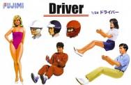 Fujimi 11491 Fahrer - Driver