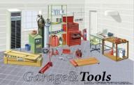 Fujimi 11505 Tools - Werkstatteinrichtung