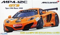 Fujimi 12570 McLaren MP 412C GT3 SPA #60