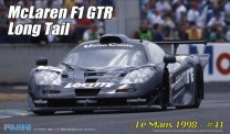 Fujimi 12580 McLaren F1 GTR Long Tail
