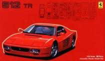 Fujimi 12590 Ferrari 512 TR