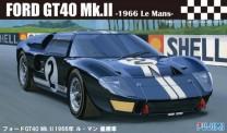 Fujimi 12603 Ford GT40 LeMans 1966 #2