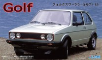 Fujimi 12609 VW Golf I GTI