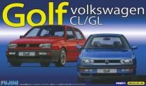 Fujimi 12639 VW Golf CL/GL