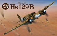 Zoukei-Mura SWS-Hs129B Henschel Hs 129B