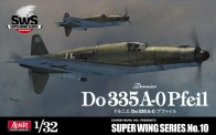 Zoukei-Mura SWS10 Dornier Do 335A-0 Pfeil