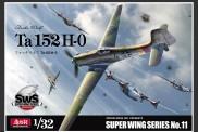 Zoukei-Mura SWS11 Focke Wulf Ta-152 H-0