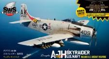 Zoukei-Mura SWS15 Douglas A-1H Skyraider U.S Navy