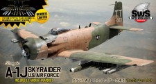 Zoukei-Mura SWS16 Douglas A-1J Skyraider U.S Air Force